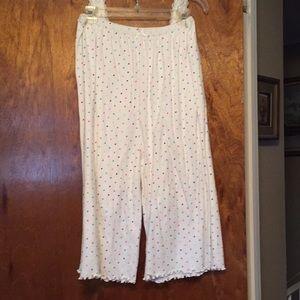 52d374868e Starialle Intimates   Sleepwear - Two pieces pajamas white with polka dots